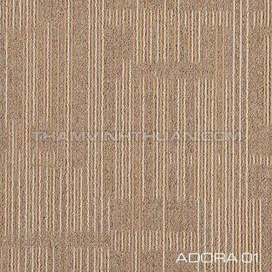 Thảm tấm văn phòng ADORA 01