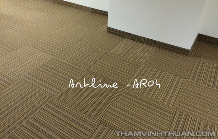 Thảm tấm văn phòng ARTLINE 10