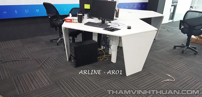 Thảm tấm văn phòng ARTLINE 7