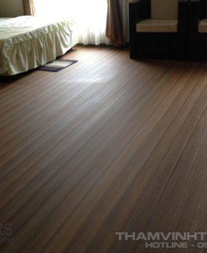 Sàn nhựa vân gỗ vinyl IDEFLOORS