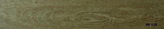 Sàn nhựa vân gỗ vinyl IDEFLOORS SP114