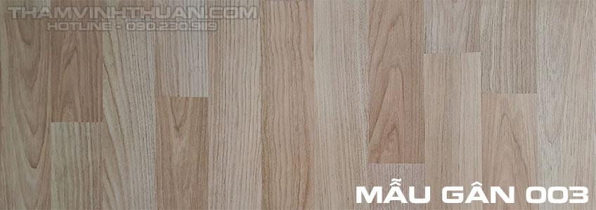 Simili vân gỗ Hàn Quốc 003 1.2mm