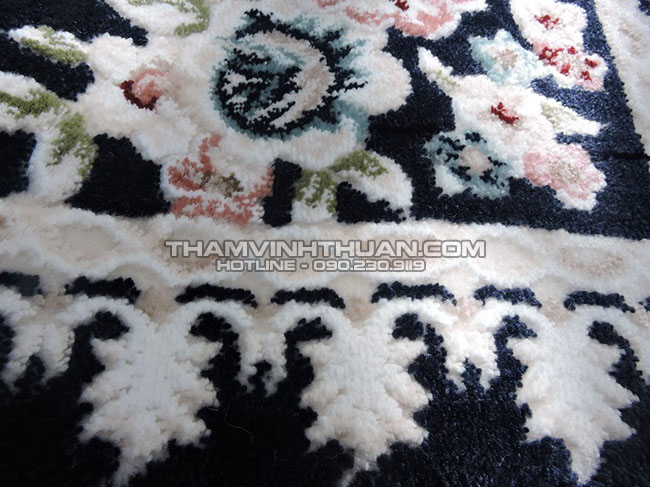 Thảm Sofa phòng khách B0004 4