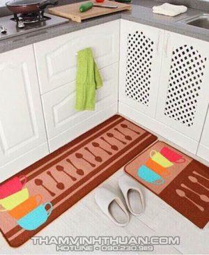 Thảm trải nhà bếp mã 004